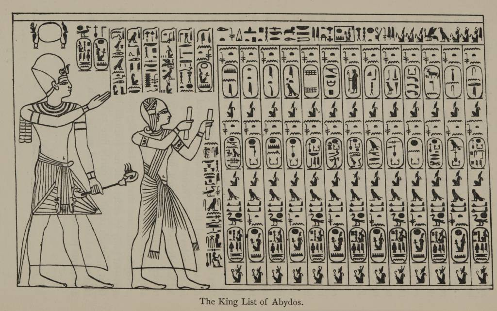 The_King_List_of_Abydos._(1902)_-_TIMEA